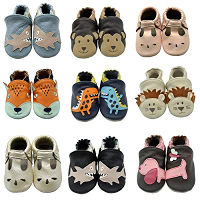 baby shoes for early walking recommended