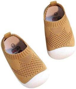 DEBAIJIA First Walking Shoes Outdoor Slip-On