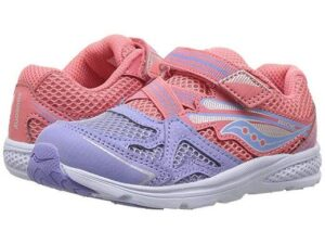 Saucony Kids Ride ISOFIT technology 10 Jr Sneaker