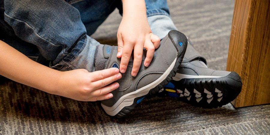 ways to age baby shoe sizes