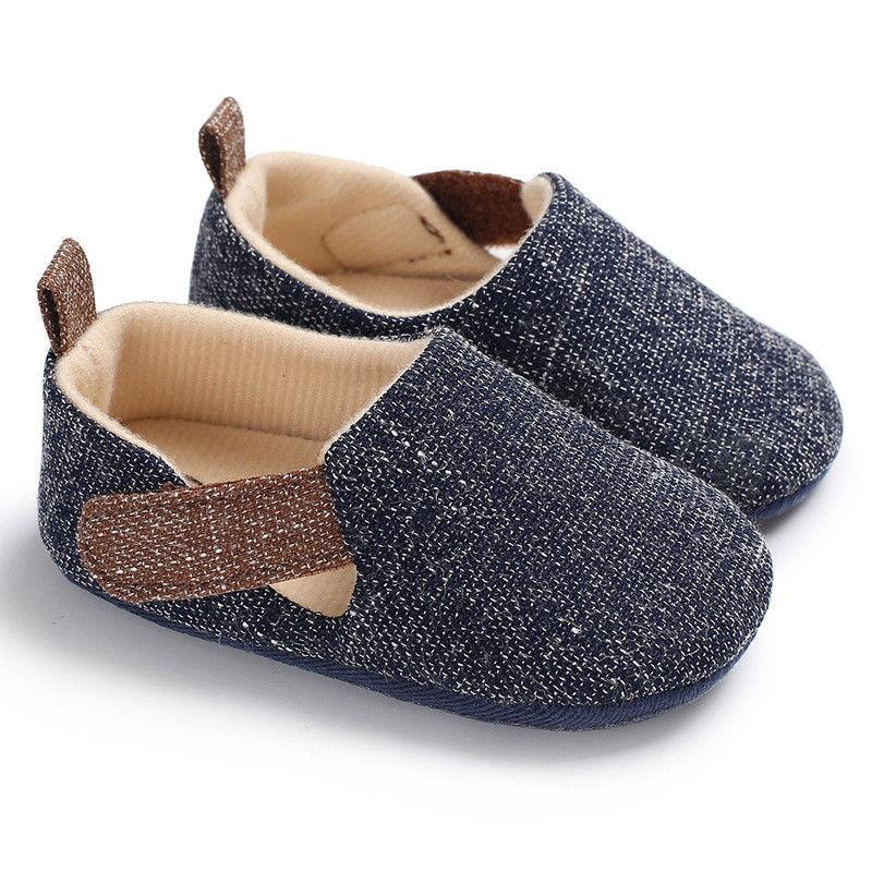 Why Soft Soled Baby Shoes