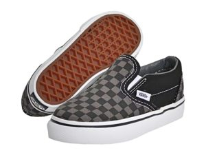 Vens Kid's Classic Slip-On-K Shoes