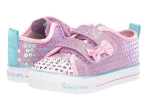 Sketchers Kid's Shuffle Lite-Mini Sneakers