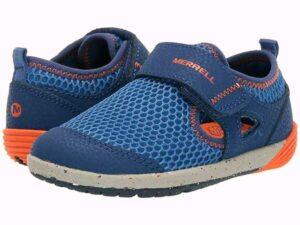 Merrell Kids' M-Bare Steps Sneakers