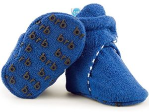 Fleece Baby Booties Cozy Boys & Girls Bootie