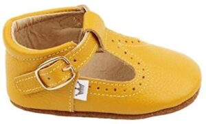 Liv & Leo Baby Girls Mary Jane T Strap Shoes