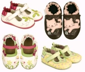 Robeez Baby Shoes Full Suede