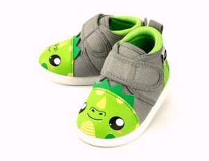 Ikiki Squeaky Shoes Toddler Grippy Sneakers