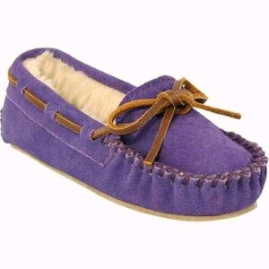 Minnetonka Cassie Slipper Toddler Slipper