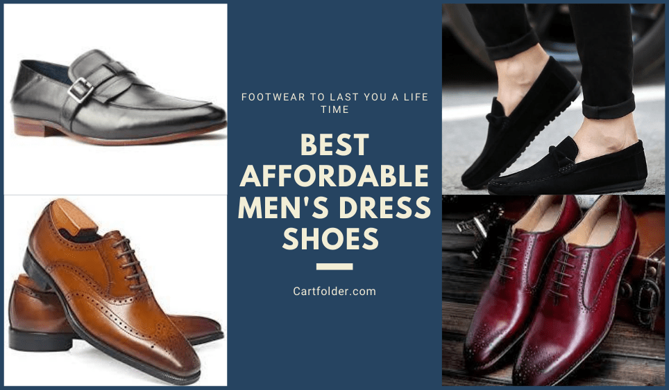 8 Best Affordable Men's Dress Shoes