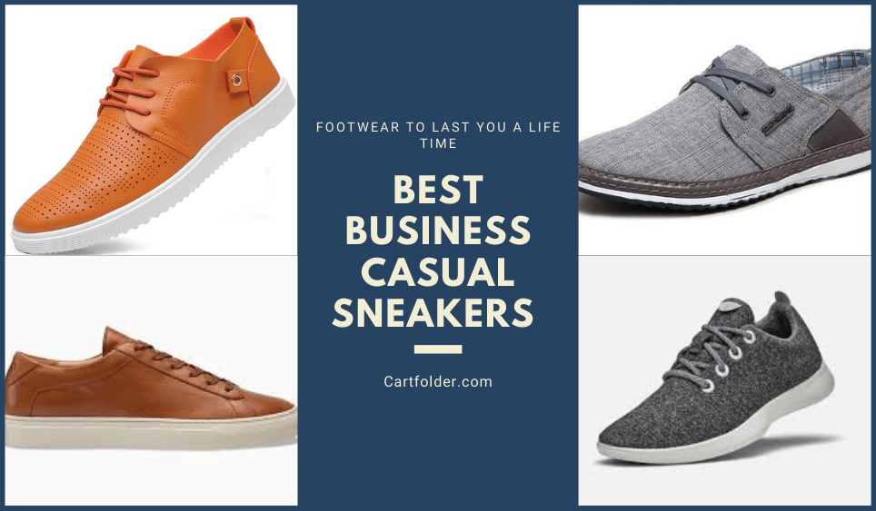 Business Casual Sneakers [Nov 2020