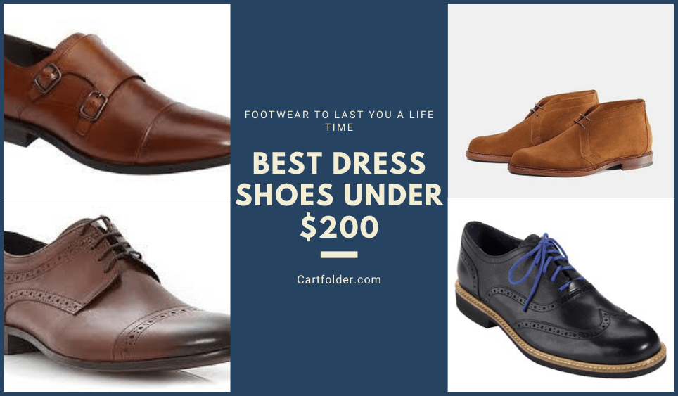 Best Dress Shoes Under $200