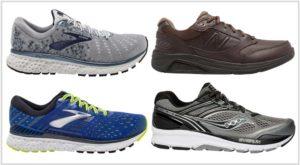 Best Men's Walking Shoes For Plantar Fasciitis