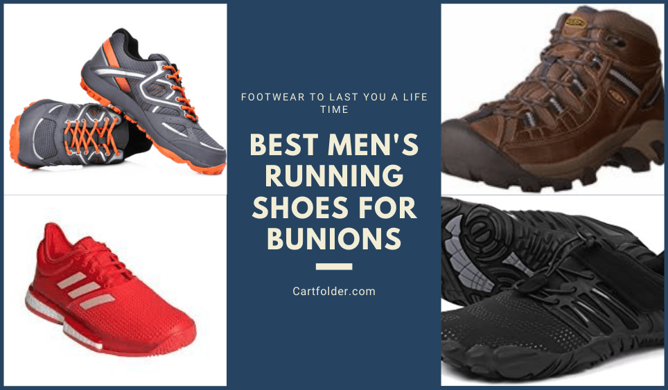 Best Mens Running Shoes For Bunions