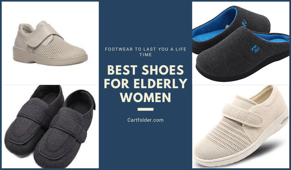 Best Shoes For Elderly Women