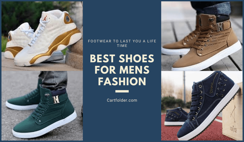 Best Shoes For Mens Fashion