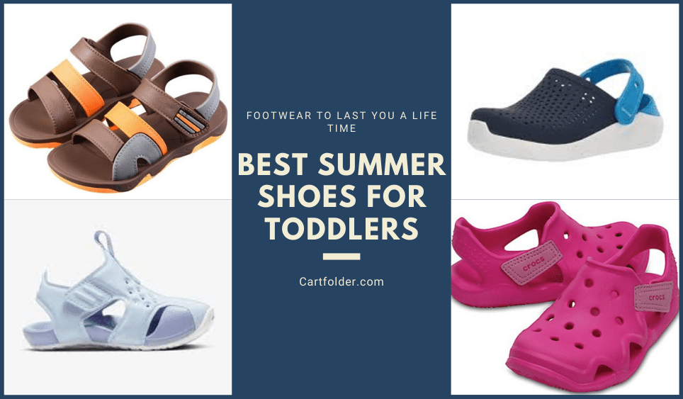 Best Summer Shoes For Toddlers