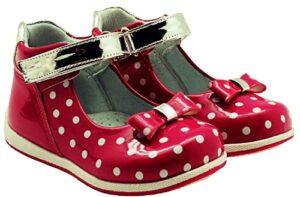 Apakowa Bowtie Mary Jane Flat sandals