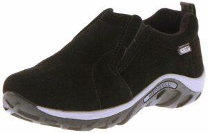 Merrell Jungle Moc Frosty Waterproof Slip-on Shoes