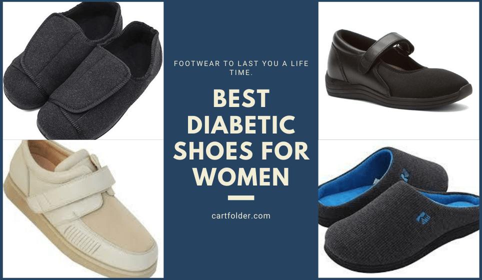 10 Best Diabetic Shoes For Women [Nov