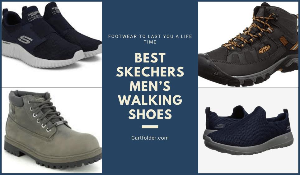 Best Skechers Mens Walking Shoes