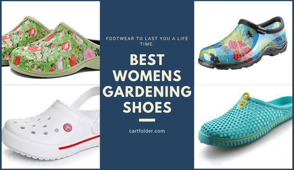 Best Womens Gardening Shoes