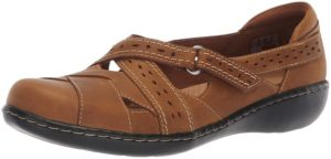 Clarks Women's Ashland Spin Q Slip-On Loafer