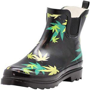 NORTY Women's Ankle Rain & Garden Boot