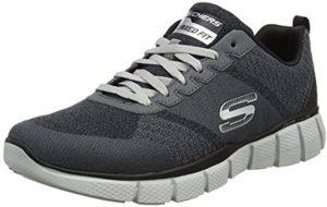 SKECHERS Men's Equalizer True Balance Sneaker