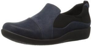 Clarks Women's Cloud Steppers Slip-On Loafer