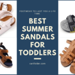 Best Summer Sandals for Toddlers