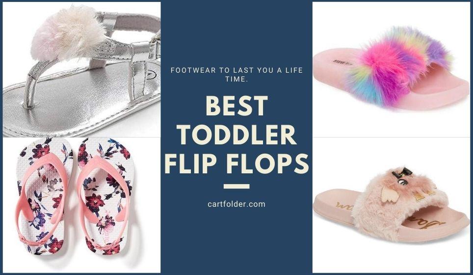 Best Toddler Flip Flops