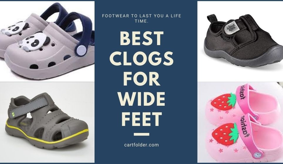 Best Clogs For Wide Feet