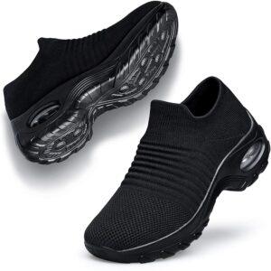 Belilent Womens Walking Shoes