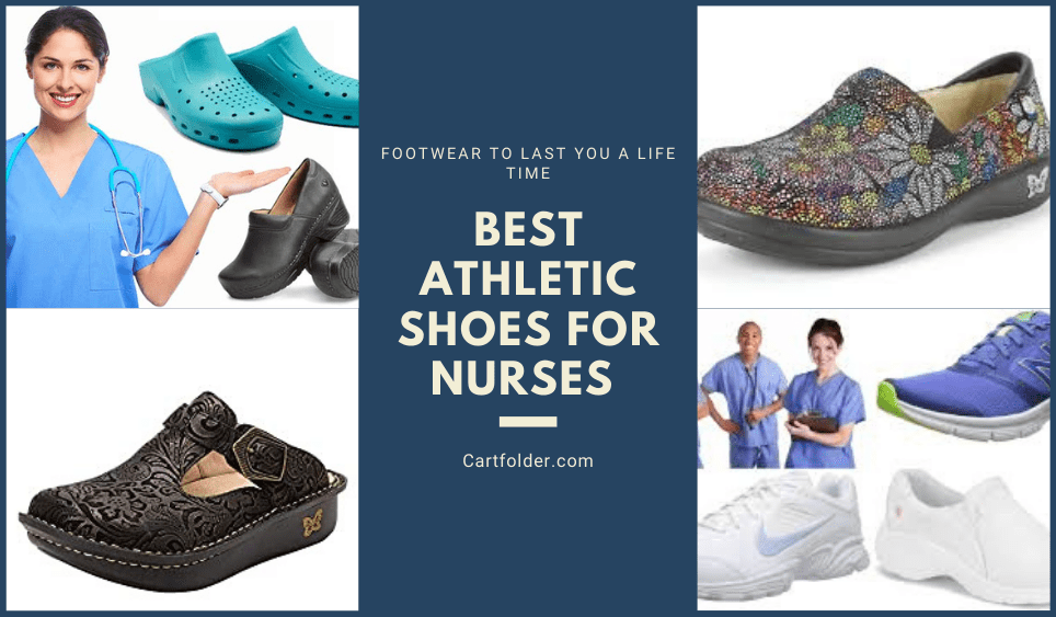 Best Athletic Shoes For Nurses
