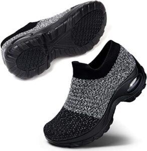 STQ Slip On Walking Shoes