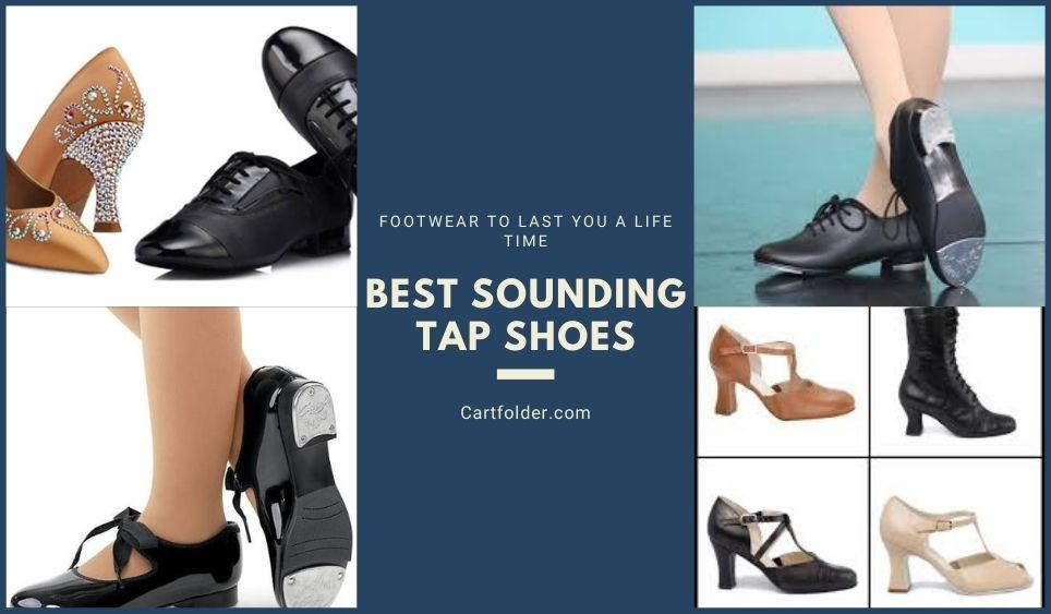 Best Sounding Tap Shoes