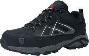 LARNMERN Workshift Shoes for Men