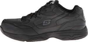 Skechers for Work Men's Felton Slip Resistant