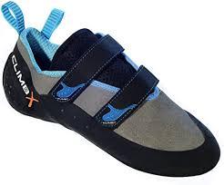 X Rave Strap Climbing Shoe