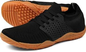 WHITIN Men's Glove-Like Fit Trail & Road Running Shoes