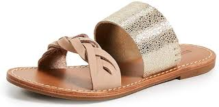 LM Womens Braided Slide