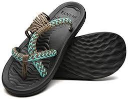 MEGNYA Womens Flip Flops