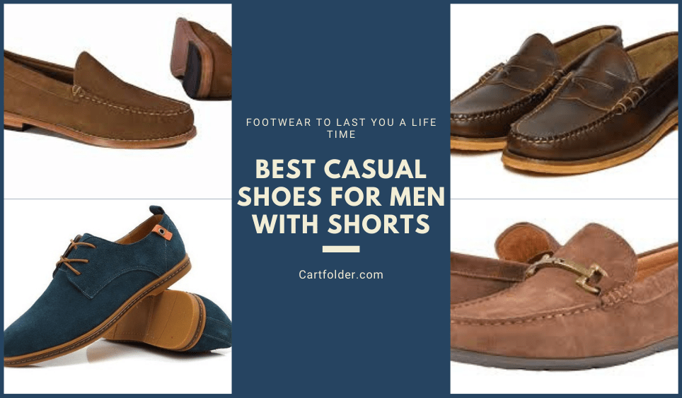 Best Casual Shoes For Men With Shorts
