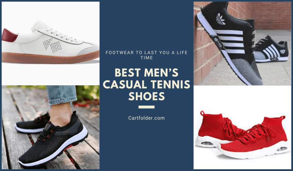 Best Mens Casual Tennis Shoes