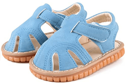CINDEAR Summer Squeaky Sandals
