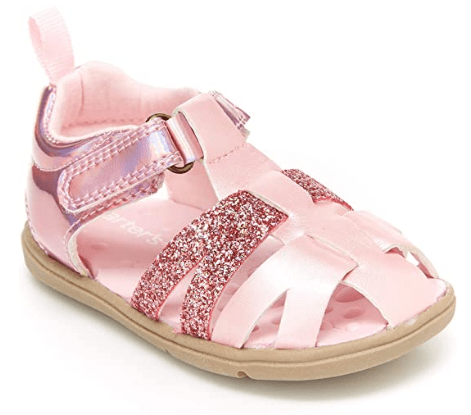 Carters Every Step girls infant Sandal