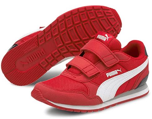 PUMA Kids St Runner V2 Mesh Sneaker