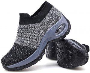 Womens Walking Shoes Sock