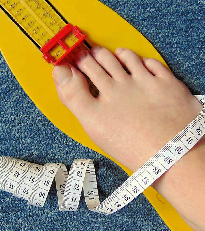 How To Measure Sandals Size